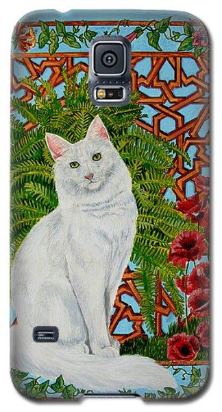 Snowi's Garden Galaxy S5 Case by Leena Pekkalainen