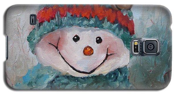 Snowman IIi - Christmas Series Galaxy S5 Case