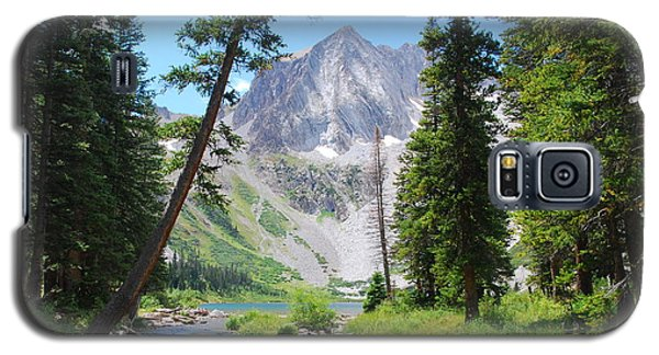 Snowmass Peak Landscape Galaxy S5 Case