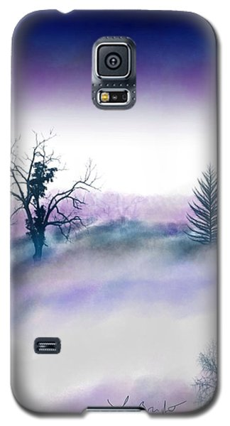 Snowstorm In Catskill Ipad Version Galaxy S5 Case by Frank Bright