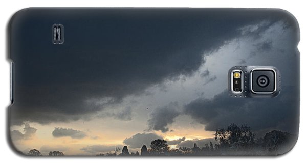Snowy Dawn Galaxy S5 Case