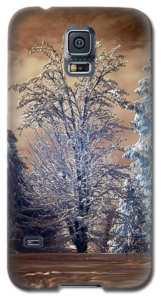 Snowy Day Galaxy S5 Case