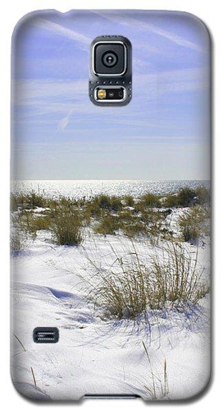 Snowy Dunes Galaxy S5 Case