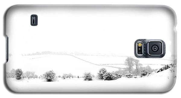 Snowy Panorama Galaxy S5 Case