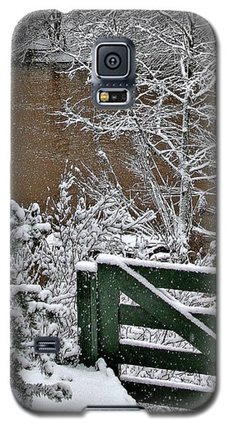 Snowy River Gate Galaxy S5 Case