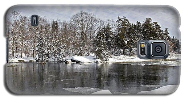 Snowy River Galaxy S5 Case