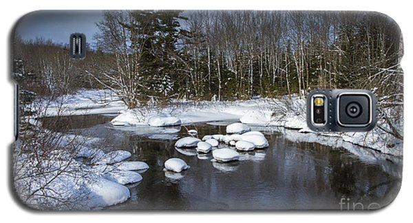 Snowy River Galaxy S5 Case by Nancy Dempsey