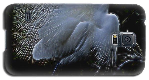 Galaxy S5 Case featuring the digital art Wild Light 1 by William Horden