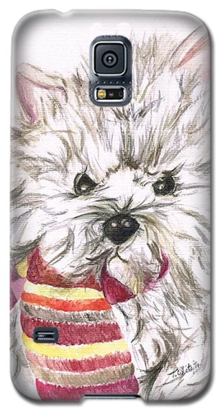 Snowy  Galaxy S5 Case by Teresa White