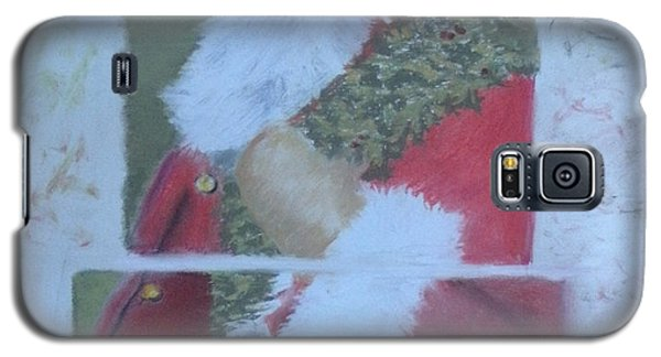 S'nta Claus Galaxy S5 Case