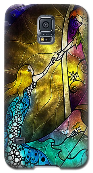 Off To Neverland Galaxy S5 Case