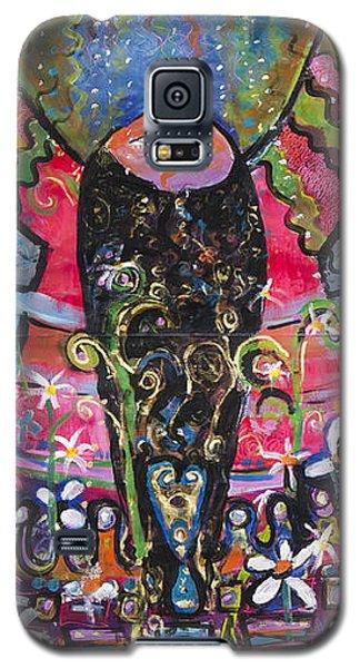 So Happy I Could Kiss The Sun Galaxy S5 Case by Leela Payne
