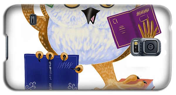 So Many Books So Little Time Galaxy S5 Case