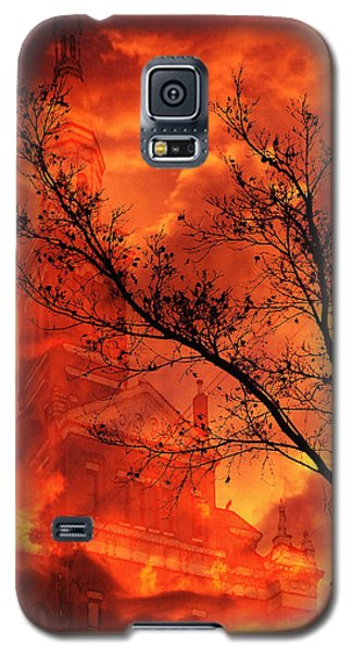 So Says The Crow Galaxy S5 Case