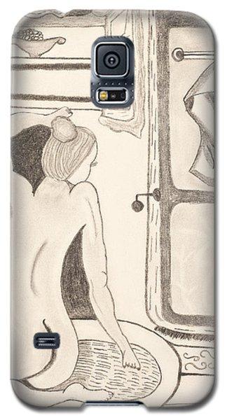 Soaking Galaxy S5 Case