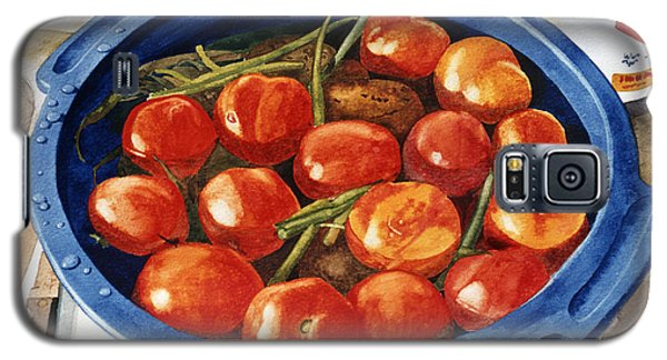 Soaking Tomatoes Galaxy S5 Case