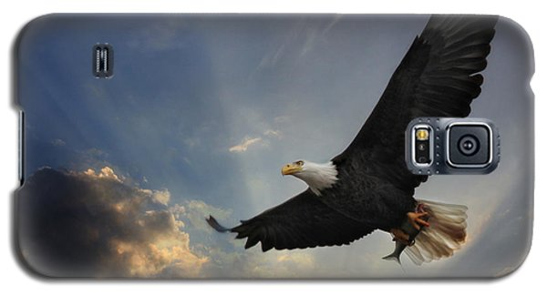 Soar To New Heights Galaxy S5 Case by Lori Deiter