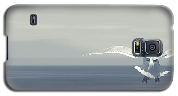 Galaxy S5 Case featuring the photograph Soaring Free by Lisa Knechtel