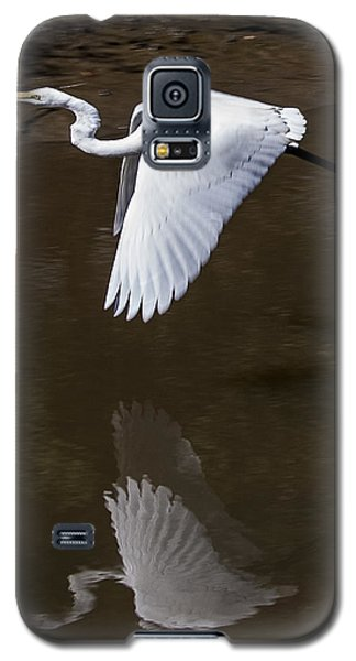 Soaring Reflection Galaxy S5 Case