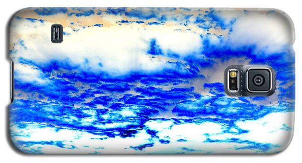 Soaring Sea Galaxy S5 Case by Christine Ricker Brandt