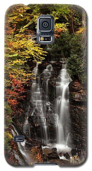 Soco Falls Dresssed For Autumn  Galaxy S5 Case