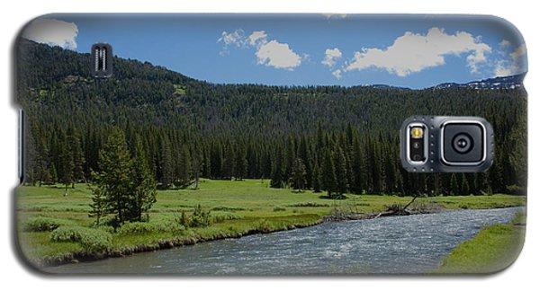 Soda Butte Creek Galaxy S5 Case