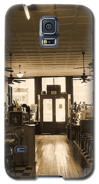 Soda Fountain And General Store Galaxy S5 Case
