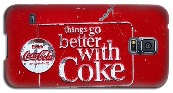 Soda Of Choice Galaxy S5 Case