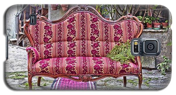 Sofa With Fern Galaxy S5 Case
