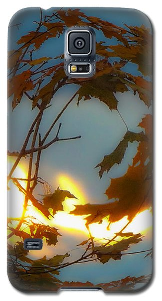 Soft Autumn Dawn Galaxy S5 Case