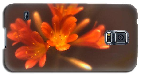 Soft Focus Kaffir Lily Galaxy S5 Case
