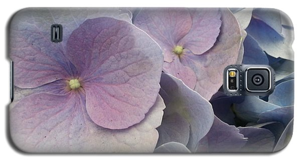Galaxy S5 Case featuring the photograph Soft Hydrangea  by Caryl J Bohn