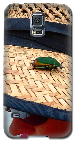 Galaxy S5 Case featuring the photograph Soft Landing by Julia Ivanovna Willhite