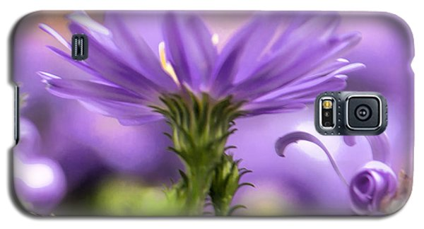 Soft Lilac Galaxy S5 Case by Leif Sohlman