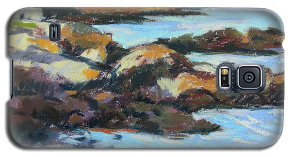 Soft Rocks At Kennebunkport Galaxy S5 Case