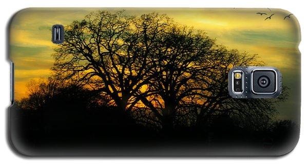 Soft Sunset Galaxy S5 Case