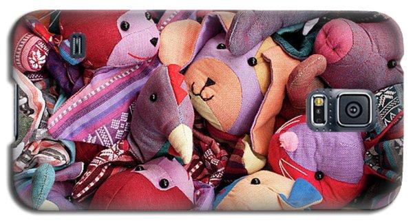 Soft Toys 02 Galaxy S5 Case