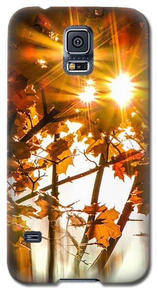 Solar Blast Galaxy S5 Case