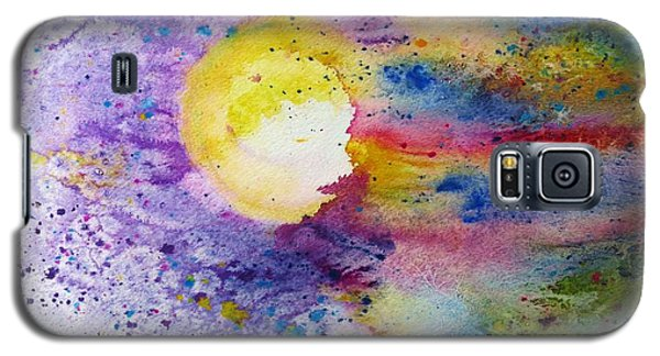 Solar Flair Galaxy S5 Case by Desiree Paquette