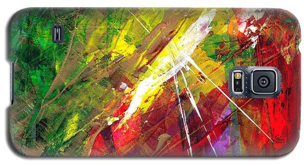 Solar Flare  Galaxy S5 Case