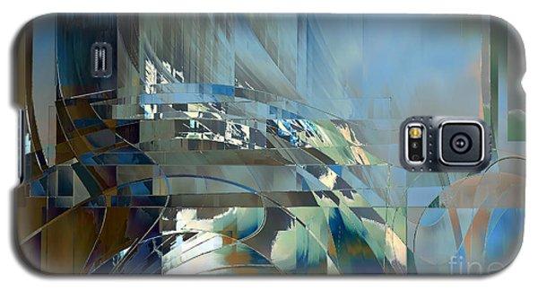 Solar Flare Galaxy S5 Case by Ursula Freer