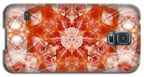 Solar Hypercube Galaxy S5 Case