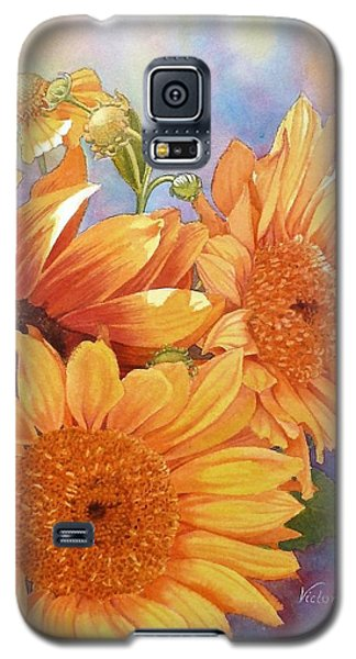 Solar Power Galaxy S5 Case