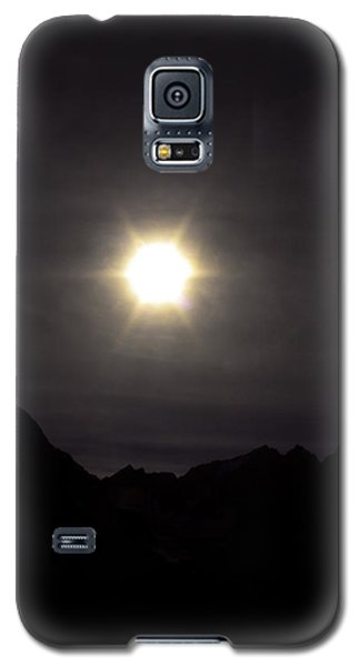 Solar System Galaxy S5 Case by Michael Nowotny