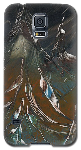 Solar Winds Galaxy S5 Case