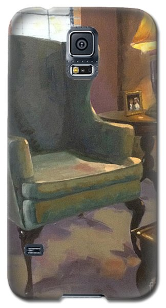 Sold- Call Of Light Galaxy S5 Case by Nancy  Parsons