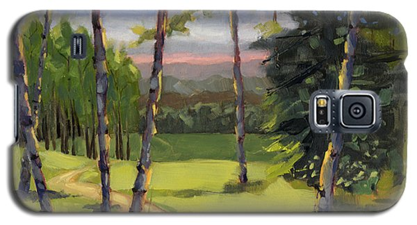 Sold - Grass Is Always Greener Galaxy S5 Case by Nancy  Parsons