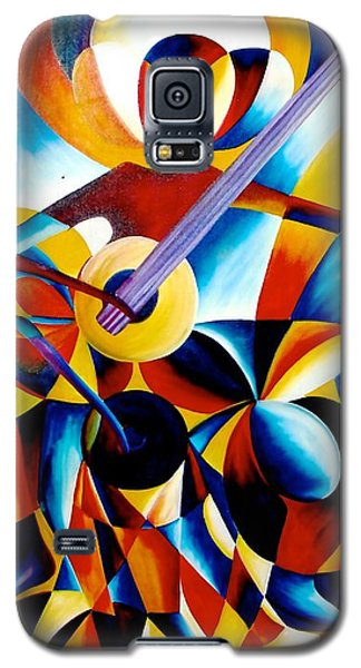 Sole Musician Galaxy S5 Case