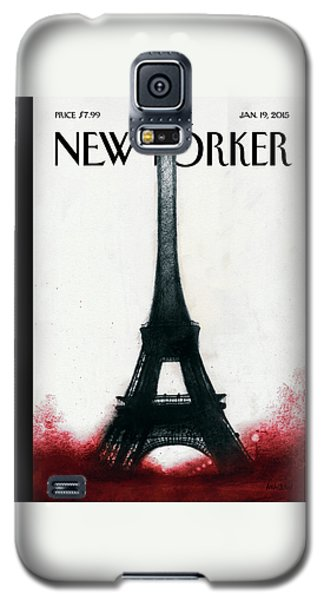 Solidarite Galaxy S5 Case