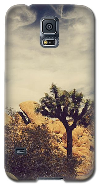 Solitary Man Galaxy S5 Case